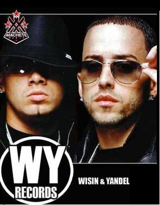 fotos de wisin y yandel